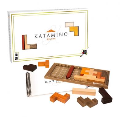 Edukativna igra Katamino Deluxe, gigamic, kutija i tabla
