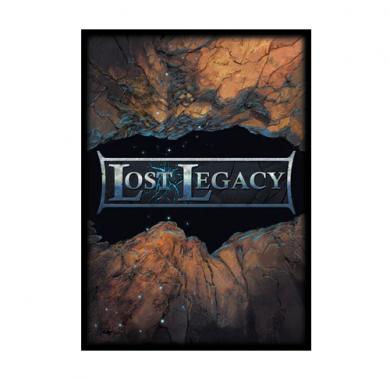 Drustvena igra Lost Legacy The Starship, Karticna igra, card game, Poleđina karte
