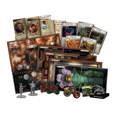 Društvena igra Mansions of Madness Sanctum of Twilight sadržaj
