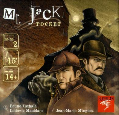 Drustvena igra Mr Jack Pocket