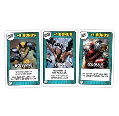 Društvena igra Munchkin marvel edition, karte