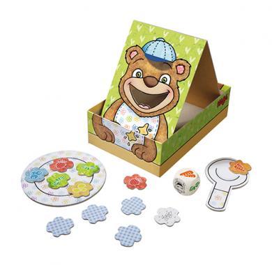 Edukativna igra My Very First Games - Hungry as a Bear, haba, postavka