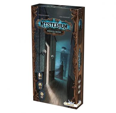 Mysterium Hidden Signs, Drustvena igra, porodicna igra, igra za poklon, zabava, poklon, beograd, srbija, online prodaja drustvenih igara