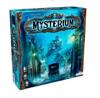 Društvena igra Mysterium, porodične igre, zabavne igre, kooperativne igre, igre na tabli, prodaja igra Beograd