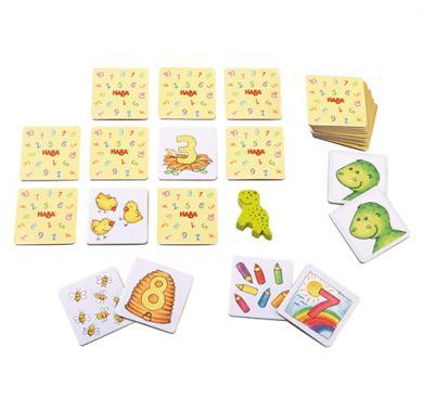 Edukativna igra Number Dinosaur, gigamic, plocica