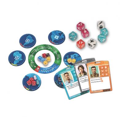 Pandemic: The Cure, Drustvena igra, porodicna igra, igra za poklon, zabava, poklon, beograd, online prodaja drustvenih igara