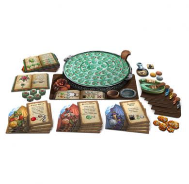 Qacks of Quedlinburg, Drustvena igra, porodicna igra, igra za poklon, zabava, poklon, beograd, online prodaja drustvenih igara