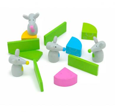 Gigamic Edukativna igra Quoridor Kid Figurice i barijere