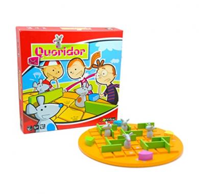 Gigamic Edukativna igra Quoridor Kids Kutija i tabla