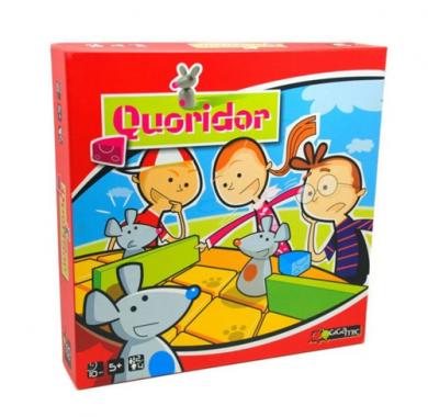 Gigamic Edukativna igra Quoridor Kids kutija