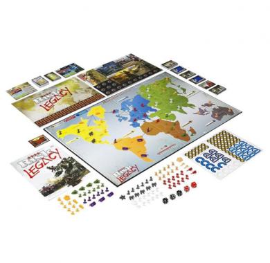 Risk Legacy, Drustvena igra, tematska igra, strateska igra, zabava, beograd, srbija, online prodaja drustvenih igara