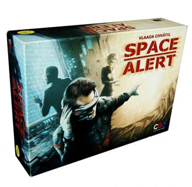 Drustvene igra Space Alert, Beograd, drustvene igre, zabava