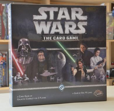Drustvena igra Star Wars Card Game (LCG)