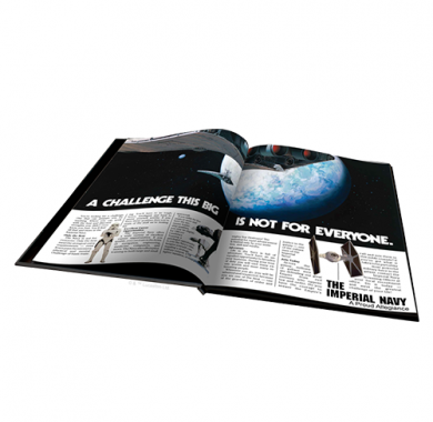 drustvena igra Star Wars The Roleplaying Game,  30th Anniversary Edition, otvorenaknjiga