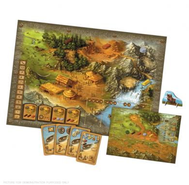 Stone Age, Drustvena igra, porodicna igra, igra za poklon, zabava, beograd, srbija, online prodaja drustvenih igara