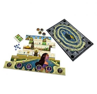 Sultaniya, Drustvena igra, porodicna igra, igra za poklon, zabava, poklon, beograd, srbija, prodaja drustvenih igara