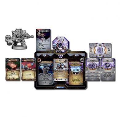 Društvena igra Sword & Sorcery - Immortal Souls, deo postavke