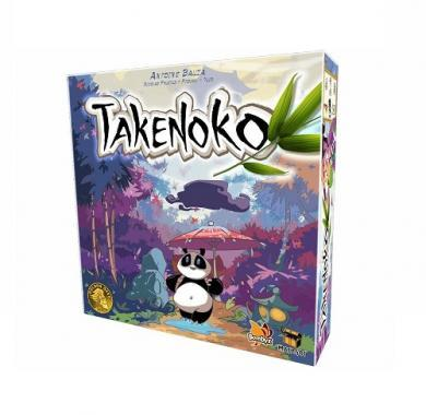 Drustvena igra Takenoko, kutija
