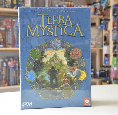Drustvena igra Terra Mystica