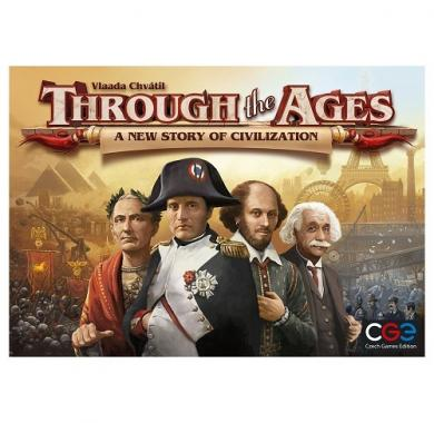 Drustvena igra Through the Ages, Beograd, drustvene igre, zabava