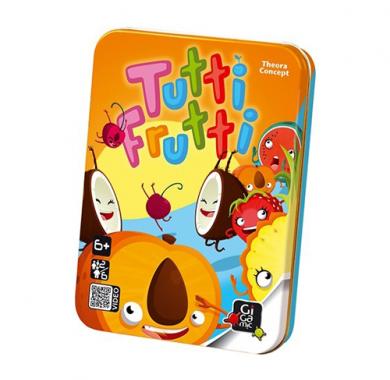 Edukativna igra Tutti Frutti, Gigamic, kutija