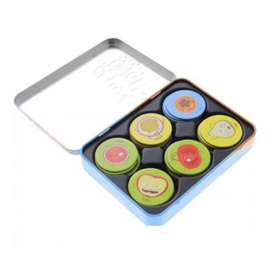 Edukativna igra Tutti Frutti, Gigamic, otvorena kutija