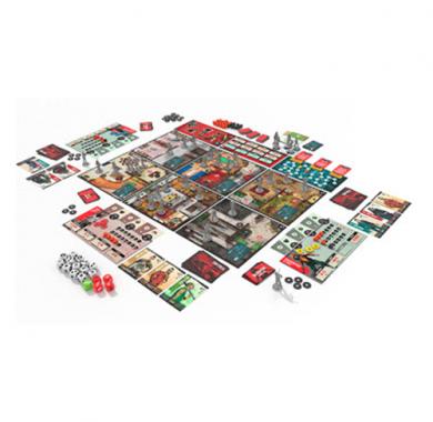 Društvena igra Vengeance sadržaj igre