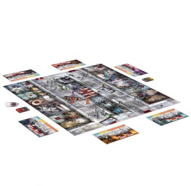 Drustvena igra, tematska igra, strateska igra, zabava, poklon, beograd, srbija, online prodaja drustvenih igara, zombicide, board game