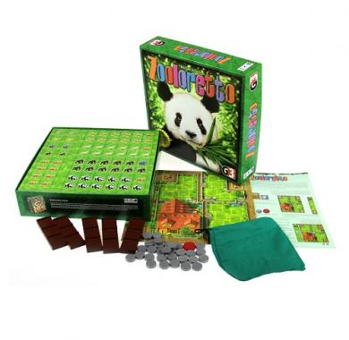 Zooloretto, Drustvena igra, porodicna igra, igra za poklon, zabava, poklon, beograd, srbija, prodaja drustvenih igara