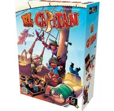 Edukativna igra El Capitan, gigamic, kutija
