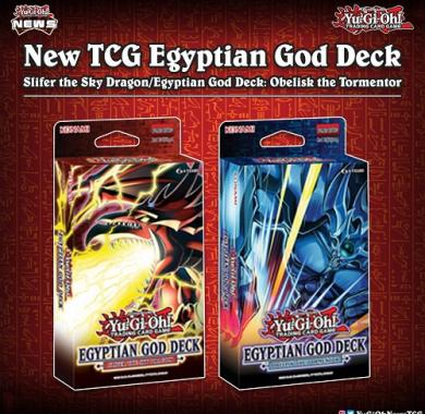Structure Deck Egyption god Deck Slifer the Sky Dragon, Yugi, Kaiba, Yugioh, TCG, prodaja, beograd, crtać