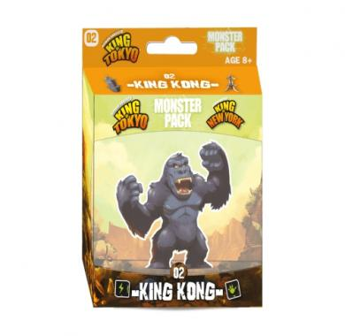 Društvena igra King of Tokyo King Kong Monster Pack kutija