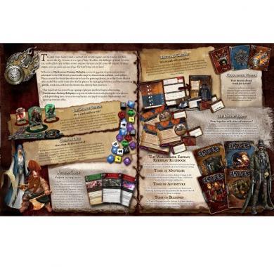 Warhammer Fantasy Roleplay Core Set, društvena igra, frp, warhammer, kockice