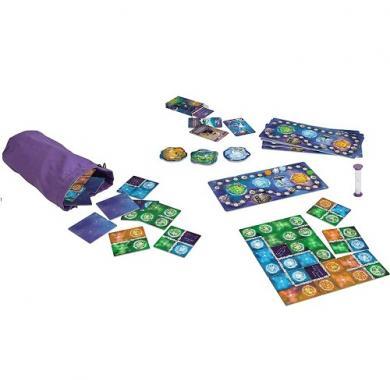 Edukativna igra Cosmic Factory, društvena igra, sadrzaj igre