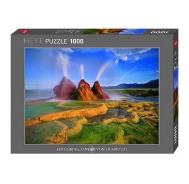 Puzzle HEYE Fly Geyser, slagalica, puzzle, zabavne igre, porodične igre,Games4you, društvene igre,party igre,board igre, igre za poklon