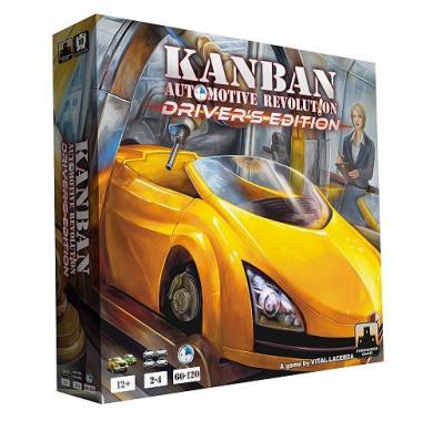 Kanban Drivers Edition, Drustvena igra, porodicna igra, igra za poklon, zabava, poklon, beograd, srbija, online prodaja drustvenih igara