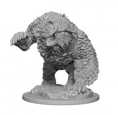 D&D Nolzur's Marvelous Miniatures Owlbear