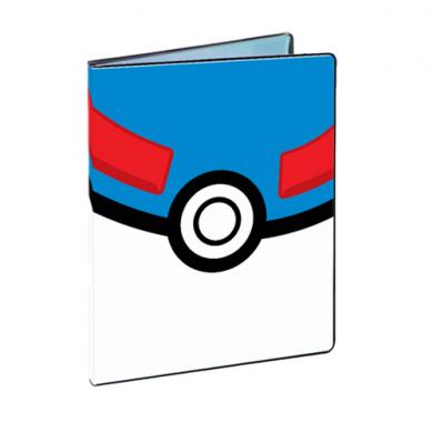 Ultra Pro Pokémon Great Ball 9-Pkt Portfolio (album za karte),album za karte, prednja strana