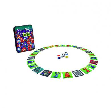 GAMES FOR FUN PANIC LAB GIGAMIC