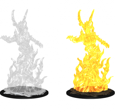 Pathfinder Deepcuts Huge Fire Elemental Lord, drustvene igre, drustvena igra, D&D, figure, minijature, miniji, figurice, dungeons and dragons, drustvene igre prodaja, neobojena