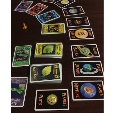 Rocket Jockey, društvene igre, strateške igre, board game, porodične igre, društvene igre Beograd, društvene igre Srbija,party igre,zabavne igre