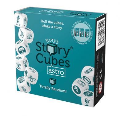 Društvena igra Rory's Story Cubes - Astro kutija