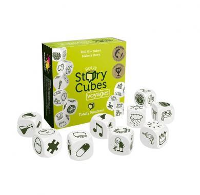 Društvena igra Rory's Story Cubes - Voyages sadržaj