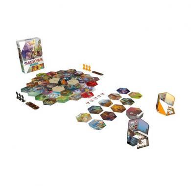 Shadows Amsterdam društvena igra, zabavna igra, party igra, porodična igra, poklon, board game, dečija igra, rođendan, pametan poklo