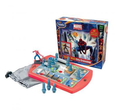 Edukativne igre Spider Man City Crossing