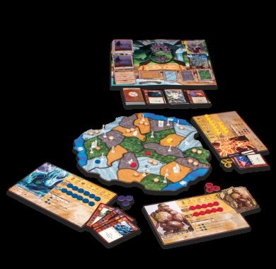 Spirit Island društvena igra, porodična igra, poklon, board game, dečija igra, rođendan, pametan poklon
