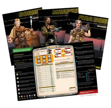 Star Wars Force Awakens RPG Beginner Game, Drustvena igra, tematska igra, strateska igra, zabava, poklon, beograd, online prodaja drustvenih igara, frp