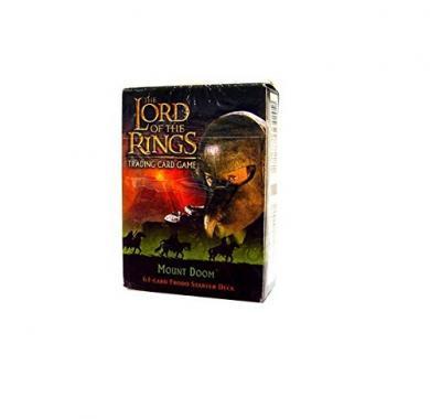 The Lord of the Rings: Mount Doom Frodo Starter Deck, trading card game, društvena igra, porodična igra, poklon, board game, dečija igra, rođendan, pametan poklon