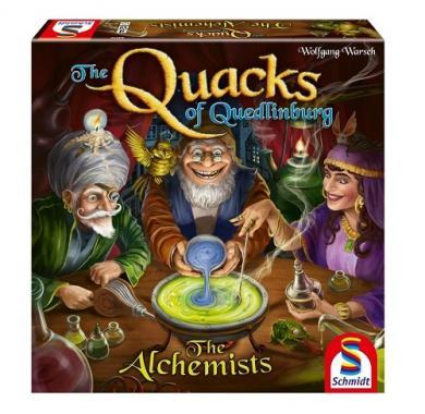 Expanzija za Drustvenu igru The Quacks of Quedlinburg The Alchemists