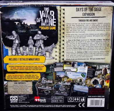This War of Mine Days of the Siege, Drustvena igra, porodicna igra, igra za poklon, zabava, poklon, beograd, srbija, online prodaja drustvenih igara
